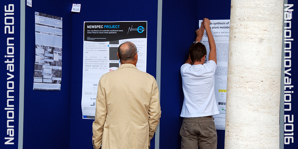 2 Poster Sessions